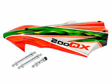Cohete de fibra de vidrio con aerógrafo Canopy (para MH quadricóptero Kit)