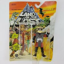 Land Of The Lost SHUNG Action Figure Voice Syntheziser & Sword 1992 Tiger Toys