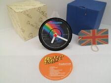 CHER - RECORD CLOCK actual VINYL RECORD CENTRE Desk / Side Table
