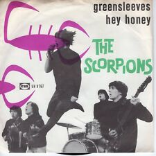 7inch THE SCORPIONS greensleeves HOLLAND DUTCH BEAT EX (S1367)