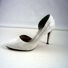 Rainbow Club Peep Toes Synthetic Upper Bridal Shoes