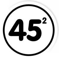 "TRUMP 45th PRESIDENT SECOND TERM 2020 Magnet Bumper NOT Sticker 6"" magnet"