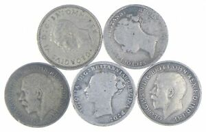 SILVER Collection Great Britain/Australian/New Zealand/Canada World Coin *186