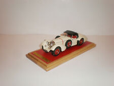 1/43 1930 Mercedes Benz SS Roadster Erdmann & Rossi closed ivory EMC
