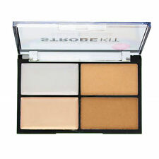 Technic Strobe Kit - Cream & Powder Highlighter - Bronze Contour Contouring Set
