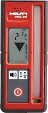 BNIB Hilti PRA 20 laser detector FOR PRE 3,2-HS,PRI 2,PR 25,20 2 YEARS WARRANTY