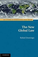 ASIL Studies in International Legal Theory: The New Global Law by Rafael...