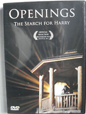 Openings  The Search For Harry Based on True Events, Colorado 2012 Rare DVD