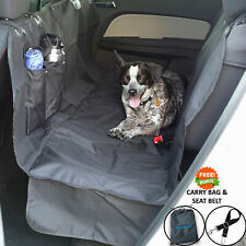 Pupholstery Dog Car Seat Cover for Cars/Trucks/Suv's. Waterproof Back Seat Cover