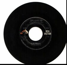 ELVIS PRESLEY LONG LEGGED GIRL/THAT'S SOMEONE YOU NEVER FORGET USED 45RPM VINYL