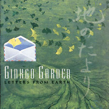 GINKGO GARDEN Letters From Earth CD NEU / Pop Instrumental / New Age / Ambient
