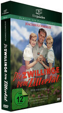 Die Zwillinge vom Zillertal - Hans Moser, Joachim Fuchsberger - Filmjuwelen DVD