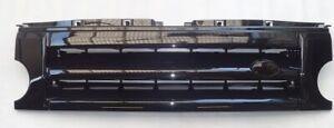 GENUINE LAND ROVER D3 L319 & RRS L320 FRONT GRILL IN JAVA BLACK DHB000274LML