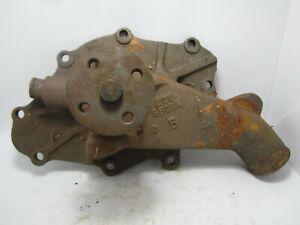 55-57 Lincoln Mercury 8-341 8-368 Water Pump Rebuilt Remanufactured ECU-8505-A