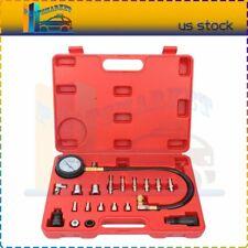 Diesel Engine Cylinder Pressure Tester Compression Gauge Test Tool Kits For Car