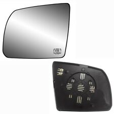 07-16 Toyota Tundra Driver Side Mirror Glass With Back Plate - Heated