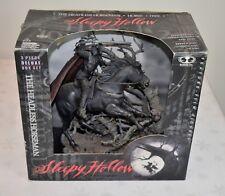 Sleepy Hollow Headless Horseman, Ichabod Crane & Crone McFarlane Toys