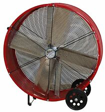 "NEW VENTAMTIC BF30DD 30"" DIRECT DRIVE MAXXAIR BARREL FAN 2 SPEED SALE 5169859"
