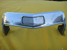 1973 MERCURY COUGAR UPPER GRILLE SURROUND BEZEL TRIM CAP