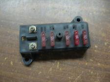 85 SUZUKI MADURA GV700 GV 700 FUSE BOX