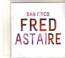 (DT150) San Cisco, Fred Astaire - 2013 DJ CD