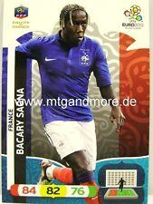 Adrenalyn XL EURO EM 2012 - Bacary Sagna - Frankreich
