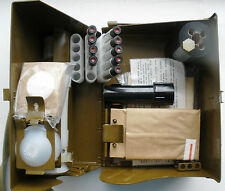 NEW Soviet Russia USSR Army Chemistry Testing Device Kit Portable Original Box