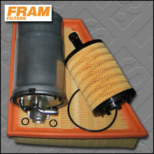 SERVICE KIT VW POLO (9N) 1.4 TDI AMF BAY FRAM OIL AIR FUEL FILTERS (2001-2005)