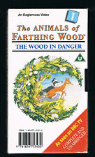 ~THE ANIMALS OF FARTHING WOOD~The Wood In Danger epis 1