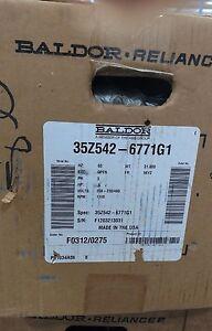 Baldor 35Z542-6771G1 Motor 3 Phase 1140 RPM 56 YZ Frame  1/2 HP
