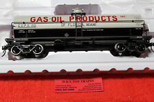 3006511 Gas-Oil Products Of Florida 11,000 Gallon Tank Car 2 Rail NEW IN BOX