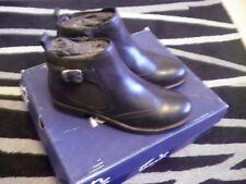 Kangol Caroline leather Black boots size 4 uk RRP £79.99