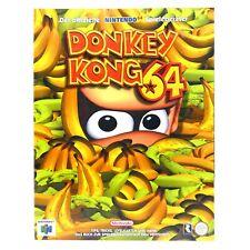 Donkey Kong 64 * Spieleberater / Berater * für den Nintendo 64 / N64