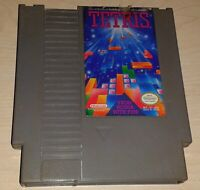Tetris Nintendo NES Vintage classic original retro Russian puzzle game cartridge