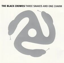 THE BLACK CROWES : THREE SNAKES AND ONE CHARM / CD (AMERICAN CDW 43082)