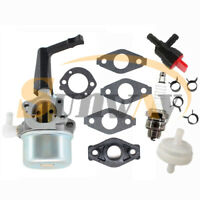 Carburateur Kit Filtre Pour Briggs & Stratton 110402 110412 Rep 696065 Tiller
