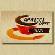 Capsule caffè Ariete Capricci Caffe' cafe' miscela bar forte robusta 3202 Rotex