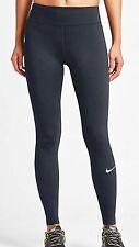 NIKE ZONAL STRENGTH Women's Running Tights; Black/Black; SMALL; NWT; Reg $150