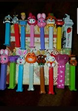 PEZ Dispensers vintage( Lot Of 16)