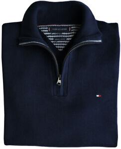 TOMMY HILFIGER Pullover, Gr.M, Logo, 100% PREMIUM COTTON