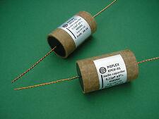 0,22µf copper Pio Capacitor - > 300b kt88 el34 6l6 tube amp/TUBI AMPLIFICATORE