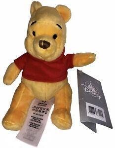 DISNEY Winnie the Pooh Mini Bean Bag Plush 19cm