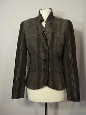 Verse Grigio Mix di lana multi Giacca di tweed Stile 8