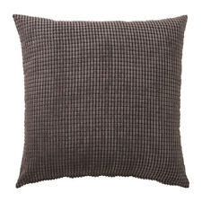 New IKEA GULLKLOCKA Cushion cover, gray   20x20 ""