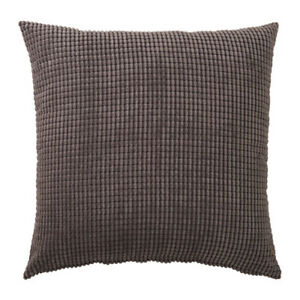 "New IKEA GULLKLOCKA Cushion cover, gray   26x26 """
