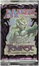 Tempest Booster Pack (Loose) (ENGLISH) FACTORY SEALED MAGIC MTG ABUGames