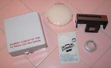 Vintage Polaroid Close-Up Kit 583 Color Pack Cameras Instant Land Lens Diffuser