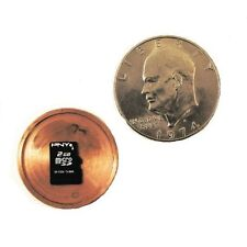 Covert Coin Special coins for covert transporting Made from real coins