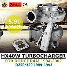HX40W SUPER DRAG Diesel Turbo Charger Holset T3 Flange Hx40 For Dodge RAM