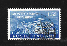 Italien, Mi.Nr. 838, gestempelt, Monte Cassino